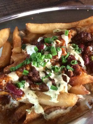 Copycat Nan and Byron's Train Wreck Fries