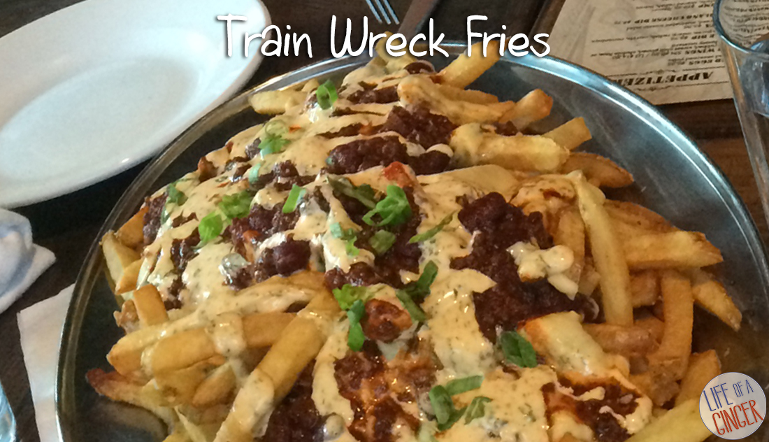Train Wreck Fries