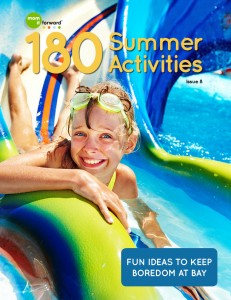 180 Summer Activities eBook