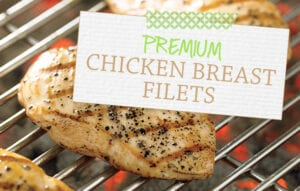 Schwan's chicken breast
