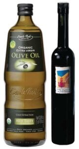 Simple Balsamic Vinaigrette with Emile Noel Artisan Olive Oil