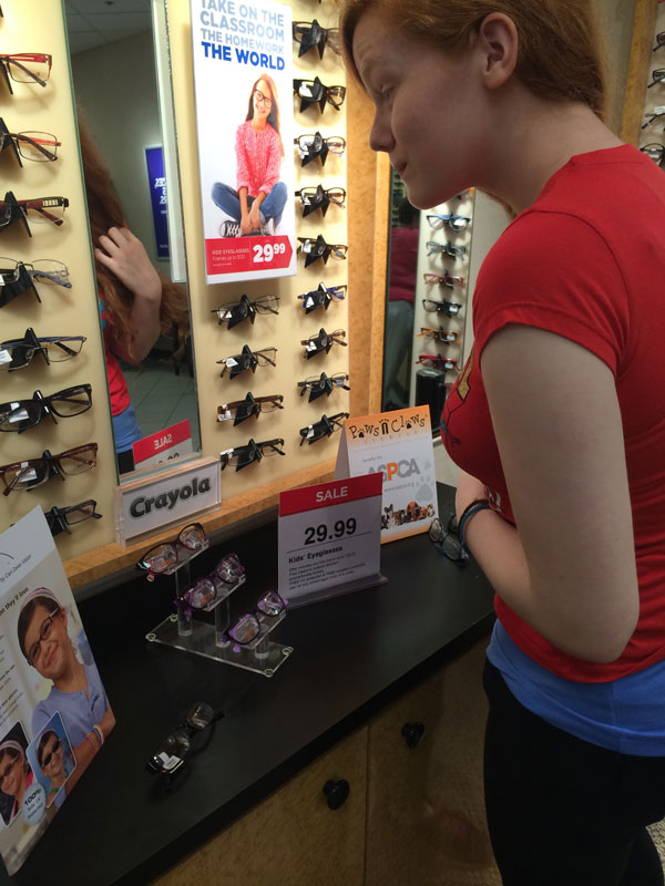 JCPenney Optical's Back to School Promotion [Review and Giveaway]