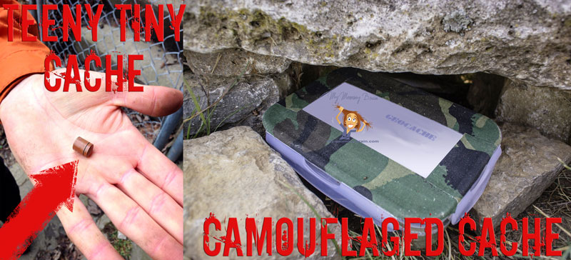 two caches
