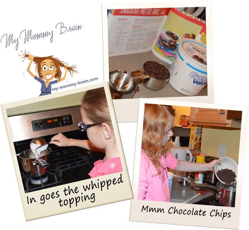Tasty Tuesday – Chocolate Pretzel Bars [Kids Cooking Made Easy Review]