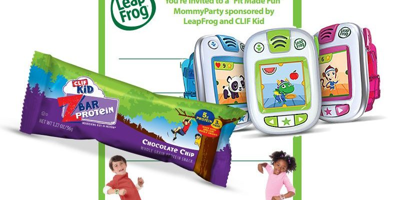 Fit Made Fun with LeapFrog [Review]