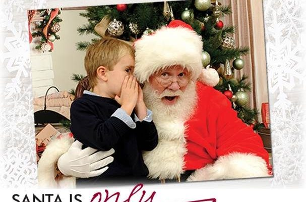 Santa Claus is Coming to Portrait Innovations November 11-16th [giveaway]