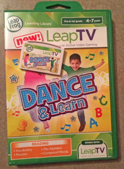 Leap into Gaming with #LeapTV: Hot Holiday Gift for the 3 to 8 Year Old Set