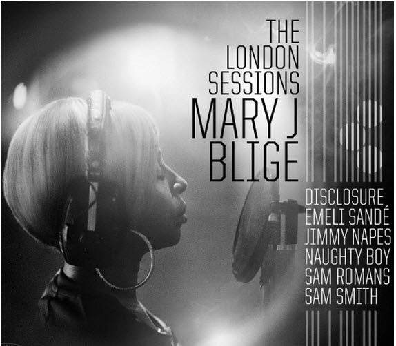 New Music From Mary J Blige: The London Sessions [review]