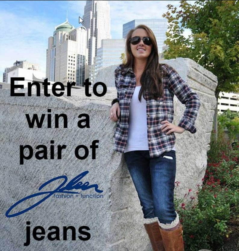 Five Tips to Protect Yourself from Theft [review JLeer jeans giveaway]