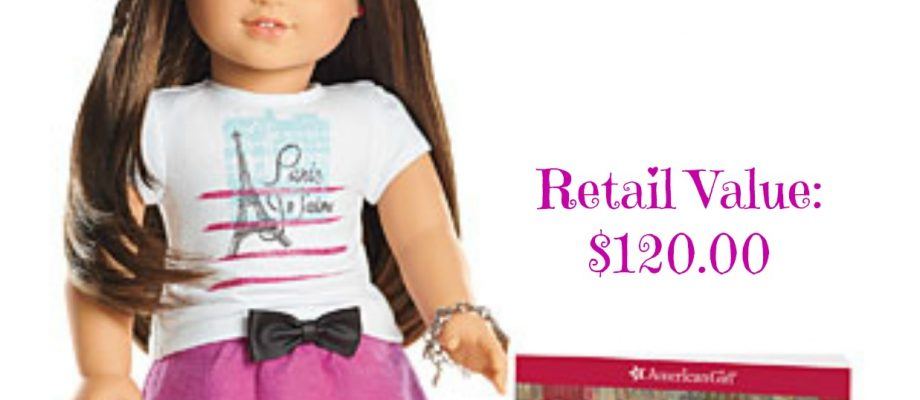 American Girl Giveaway – Grace Thomas 2015 AG Doll [Giveaway]