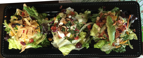 F2O salads - fine. food. fast. - Fresh to Order now open in Charlotte