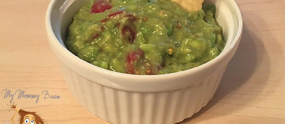 Tasty Tuesday – Simple Guacamole & Baked Tortilla Chips