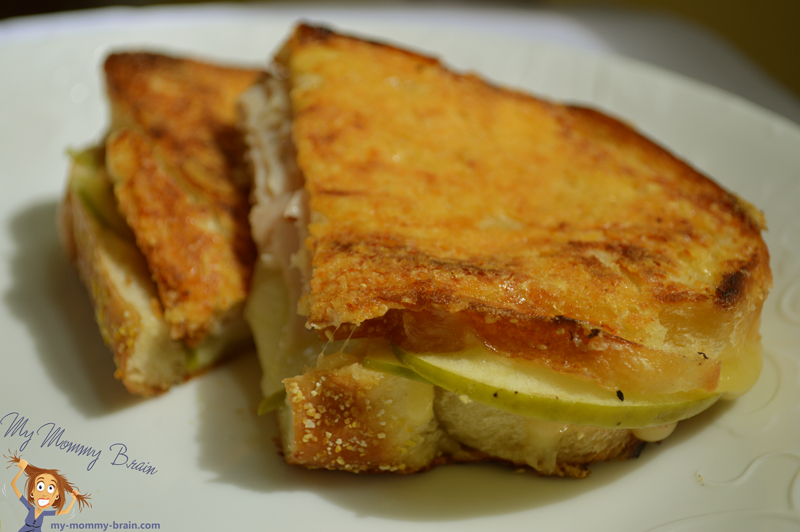 Tasty Tuesday: Incredible Inside Out Grilled Cheese