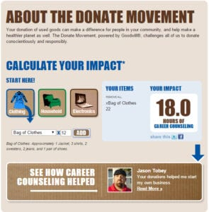 Calculate Your Impact