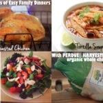 Tasty Tuesday: Three Nights of Easy Family Dinners
