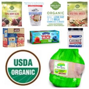 BJ's carries more than 150 organic options and their assortment is growing!