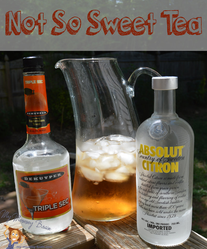 Tasty Tuesday - Not So Sweet Tea