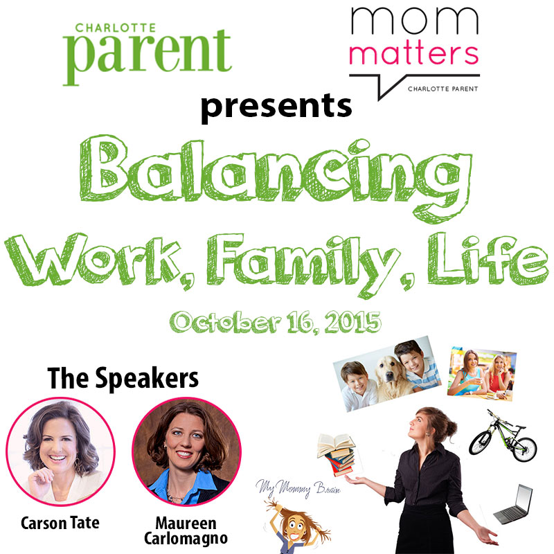 Mom Matters: Balancing Work, Family, Life