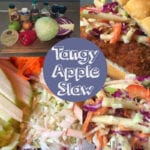 Tasty Tuesday – Tangy Apple Slaw