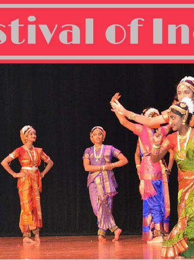 Charlotte's Got a Lot – Festival of India
