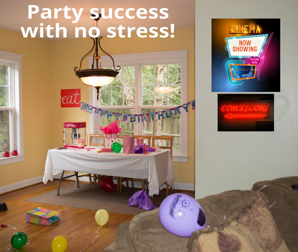 The Lazy Mom's Guide to Party Planning