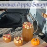 How About Them Apples [Caramel Apple Sangria recipe]
