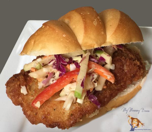 Tasty Tuesday – Iowa Pork Tenderloin Sandwich <p><i>Post ID# is not a valid giveaway.</i></p>