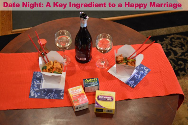 Date Night: A Key Ingredient to a Happy Marriage