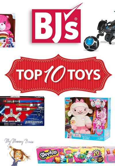 BJ's Wholesale Club's Top Ten Holiday Toys