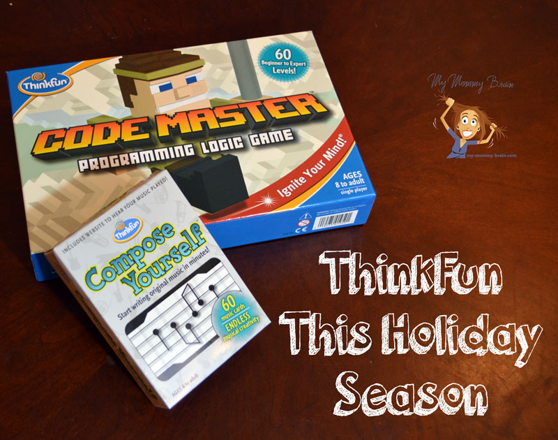 ThinkFun This Holiday Season