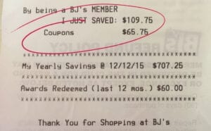 Grocery Shopping 101: It's all about the savings