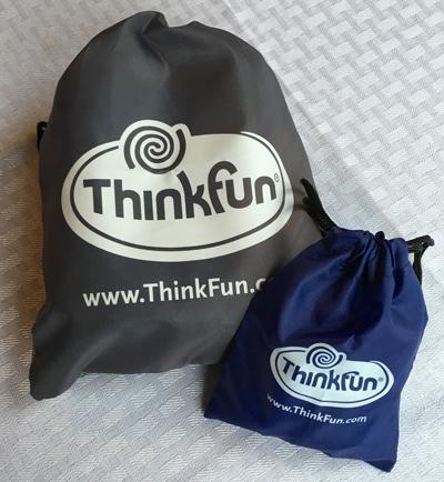 ThinkFun bags