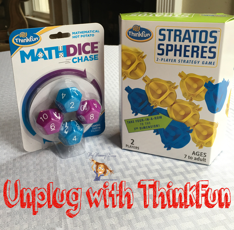 Unplug with ThinkFun
