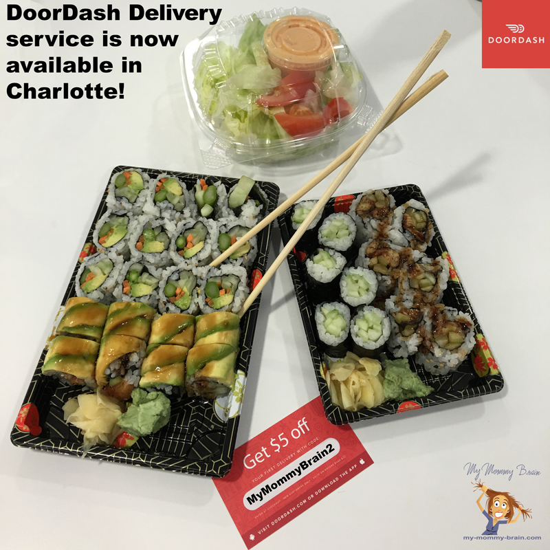 DoorDash – Food Delivered Directly to Your Door