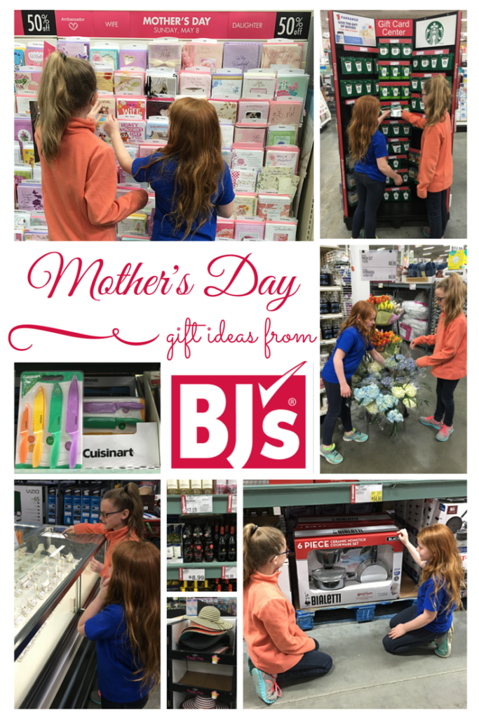 What your mom really wants for Mother's Day - Mother's Day Gift Ideas from BJ's Wholesale Club