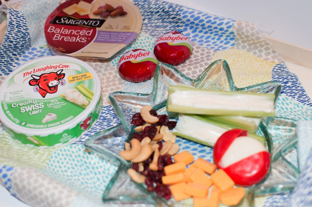 Yummy Snacks for National Dairy Month