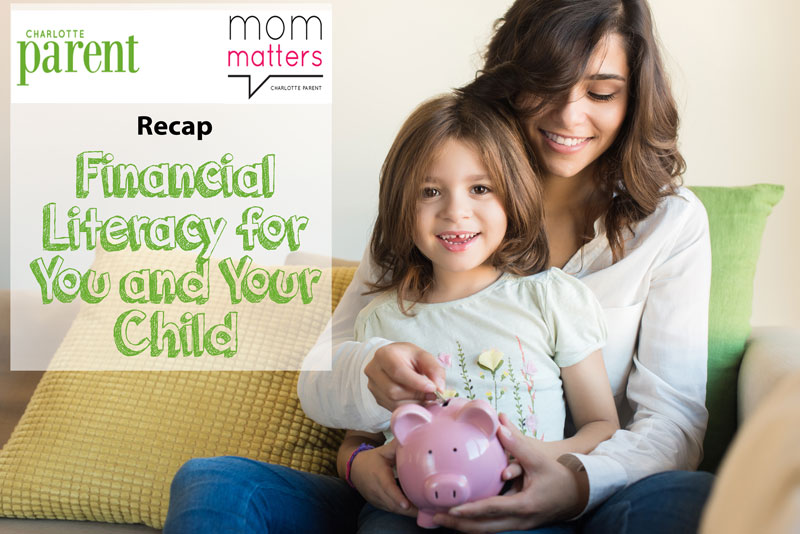 Financial Literacy for You and Your Child