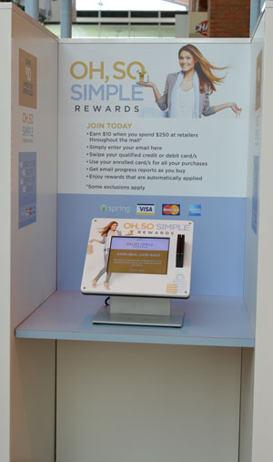 Oh, So Simple Rewards Kiosk