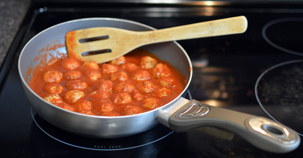 Celebrate National Sandwich Month with these Tasty Creations: Meatball Subs