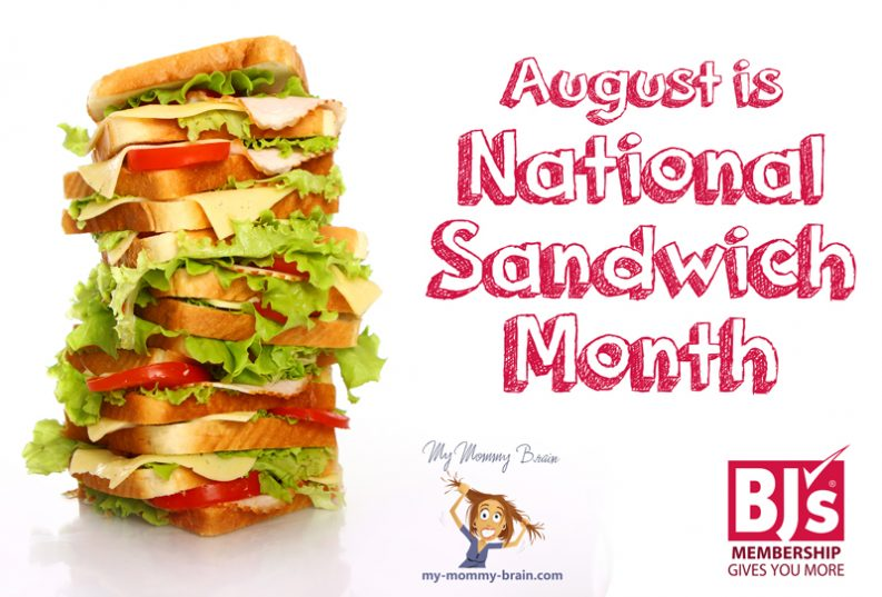 Celebrate National Sandwich Month with these Tasty Creations