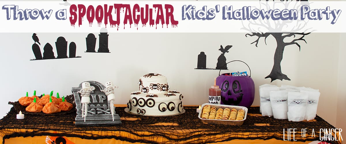 Throw a Spooktacular Kids Halloween Party for Under $100 with BJ's Wholesale