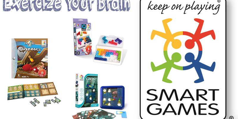 Exercise Your Brain with SmartGames