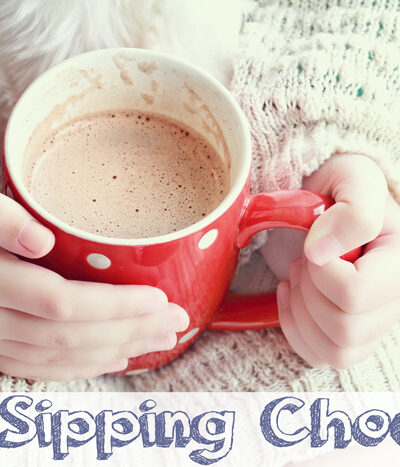 Tasty Tuesday - Spicy Sexy Sipping Chocolate