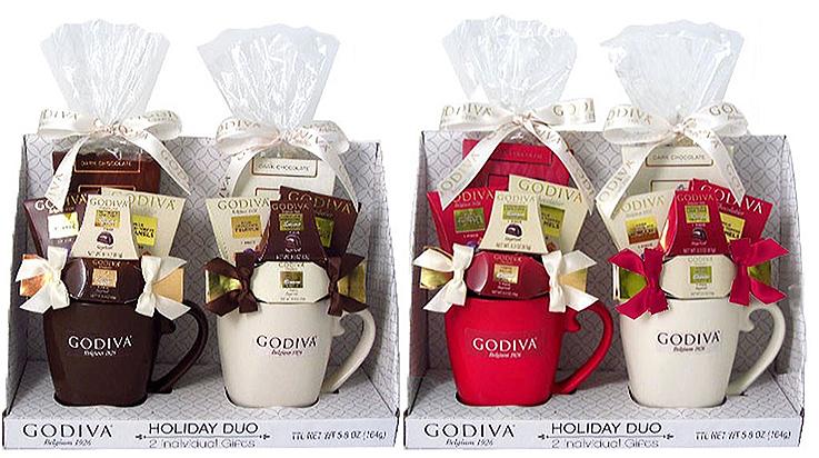 Ghirardelli Cocoa Mug