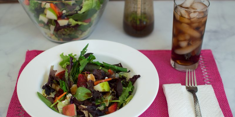 Copycat Chick-fil-A Grilled Market Salad Featuring The Produce Box