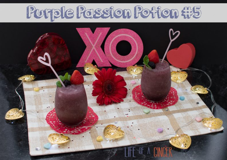 Purple Passion Potion #5