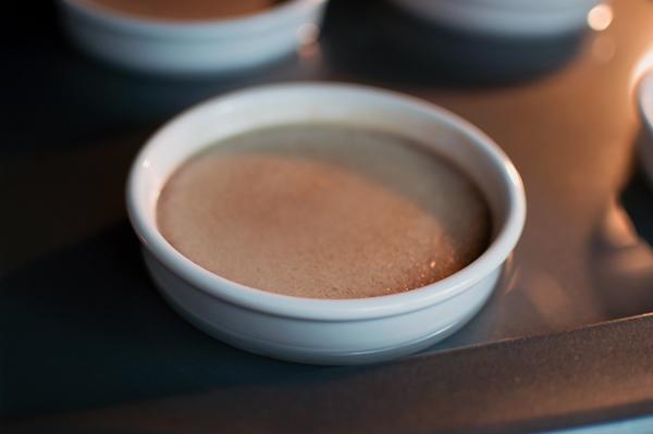 Chocolate Irish Crème brûlée
