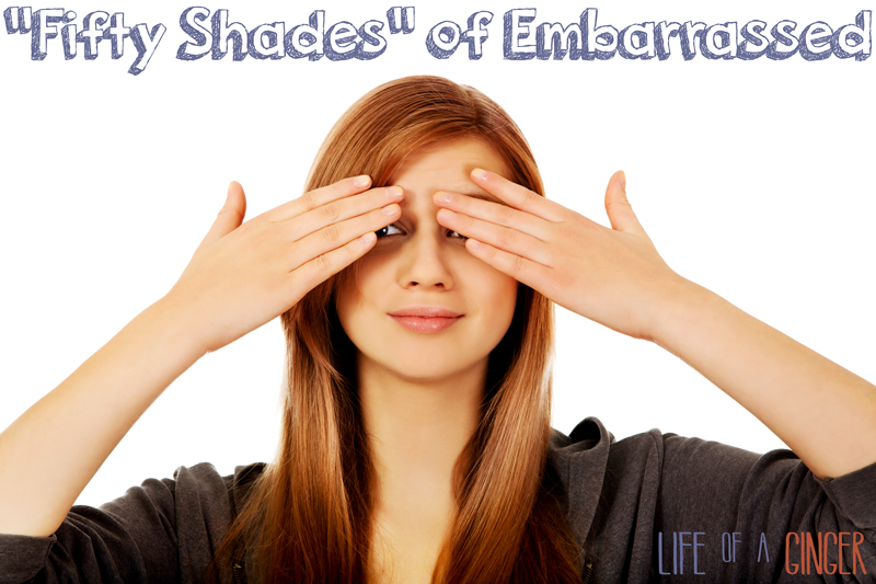 """Fifty Shades"" of Embarrassed or How to Share Your Kindle Fire Contents Without Traumatizing Your Kids"
