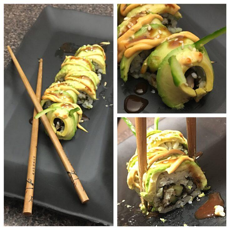 CatfishUnagi & Kabayaki Sauce