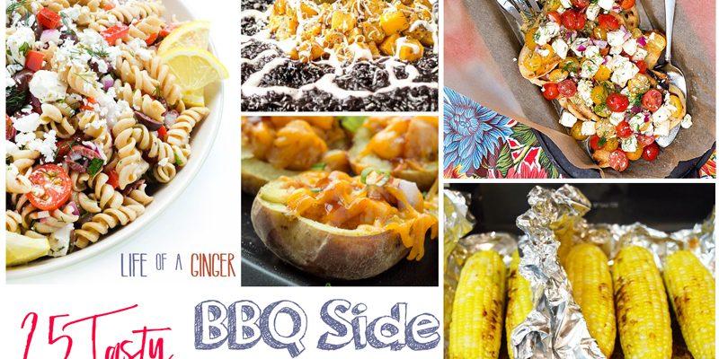25 Fresh & Tasty BBQ Side Dishes